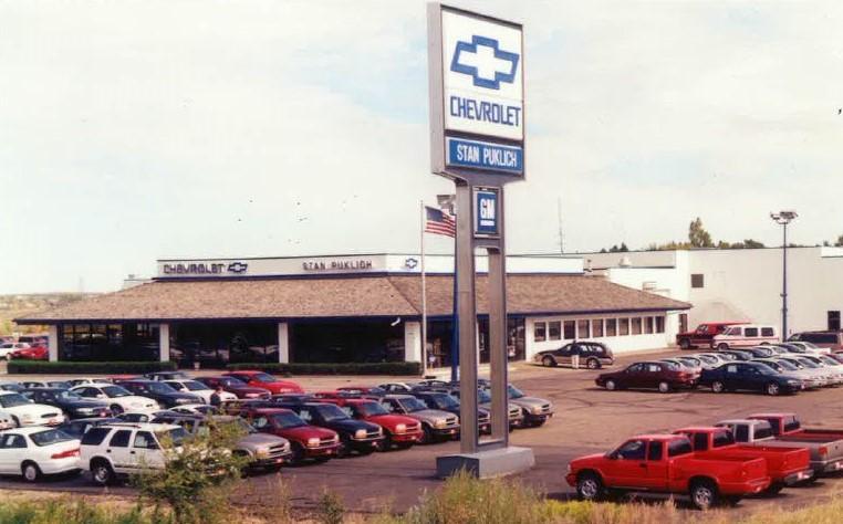 Puklich Chevrolet Dealership